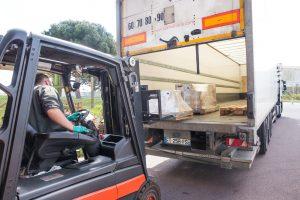 DBN livraison - logistique