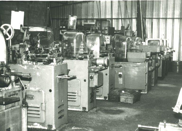 DBN, une unité bayeusaine de fabrication historique